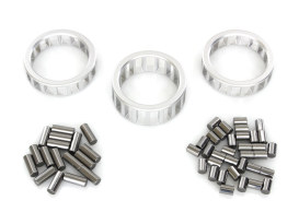 Connecting Rod Rollers; Standard Size with Cage, Sportster'52-86