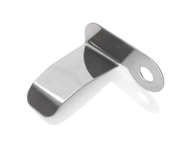 Regulator Plug Retainer; Big Twin'70-99, Stainless Steel Finish