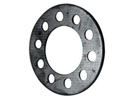 Clutch Hub Bearing Retainer; Big Twin'36-84 4 Speed