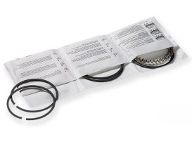 Custom Chrome Piston Rings; BT'78-83, Standard, 80