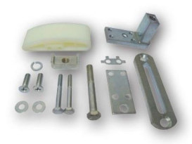 Primary Chain Tensioner Kit. Fits 4Spd Big Twin 1964-1984.