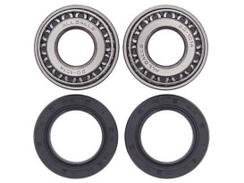 Wheel Bearing Kit with Seals. Fits Most H-D 1973-1999.