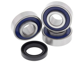 Front or Rear Wheel Bearing Kit. Fits Big Twin 1967-1972.