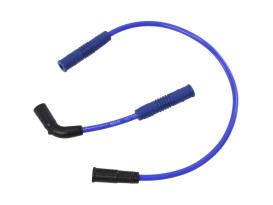 Spark Plug Wire Set - Blue. Fits Sportster 2007up.
