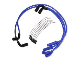 Spark Plug Wire Set - Blue. Fits Touring 2017up.