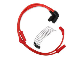 Spark Plug Wire Set - Red. Fits Touring 2017up.