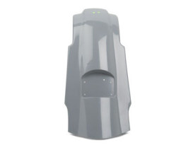 Down-n-Out Stretched Rear Fender with Tailight Recess. Fits Touring 2009-2013.