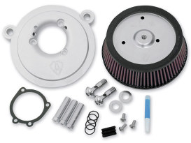 Stage 1 Big Sucker Air Cleaner Kit - Natural. Fits Softail 2000-2014, Dyna 1999-2017 & Touring 2002-2007.
