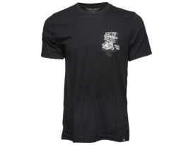 Arlen Ness Kicker Black T-Shirt. 2X-Large