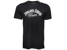 Arlen Ness Angel Wings Black T-Shirt. 2X-Large