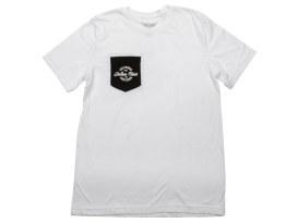 Arlen Ness Cali Clean White T-Shirt. Large
