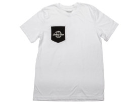 Arlen Ness Cali Clean White T-Shirt. Medium