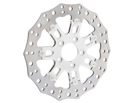 11.5in. Front or Rear 7-Valve Disc Rotor - Chrome.
