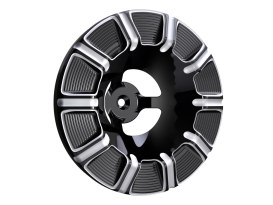 65° & 95° Velocity 10-Gauge Air Filter Cover - Black.
