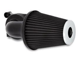 90deg Monster Air Cleaner Kit - Black. Fits Touring 2017up & Softail 2018up.