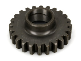 3rd Main Shaft Gear; Big Twin'59-86 4 Speed (Stock 1.23 Ratio)