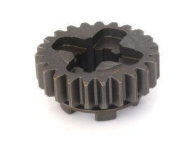 2nd Mainshaft Gear. Fits 4Spd Sportster 1956-1990.