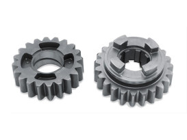 2nd Countershaft Gear. Fits 4Spd Sportster 1956-1990.