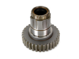 5th Mainshaft Gear. Fits 5Spd Big Twin 1981-1984 with Chain Final Drive.