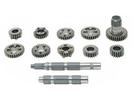 Transmission Gear Kit. Fits Sportster 1991-2003 with 5 Speed Transmission.