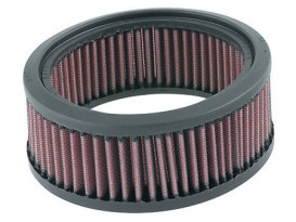 Air Filter Element. Fits E or G Carburettor Air Cleaners.