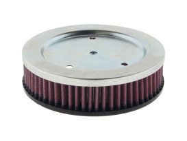 Air Filter Element. Fits Evo Big Twin 1984-1999 with High Flow Screaming Eagle Air Cleaner.