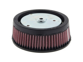 Air Filter Element. Fits Touring 2008-2016 & Softail 2016-2017 with Stage 1 Screaming Eagle Air Cleaner.
