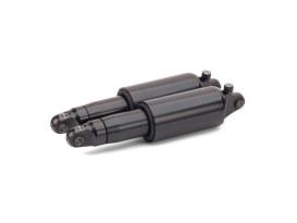 Adjustable Rear Air Shock Absorbers - Black. Fits V-Rod 2007-2017.