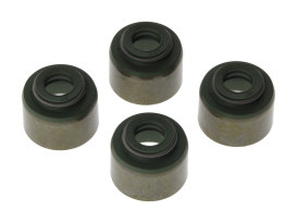 Valve Guide Seal. Fits Twin Cam 2005-2017 & Sportster 2004up when using larger springs & lower collar.