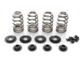 Valve Spring Kit. Fits Twin Cam 2005-2017, Sportster 2004up. Beehive Springs with .600in. Lift.