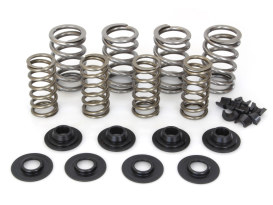 Valve Spring Kit. Fits Big Twin 1984-2004, Sportster & Buell 1986-2003. Steel Double Springs with .600in. Lift.