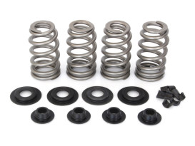 Valve Spring Kit. Fits Big Twin 1984-2004, Sportster & Buell 1986-2003. Beehive Springs with .650in. Lift.