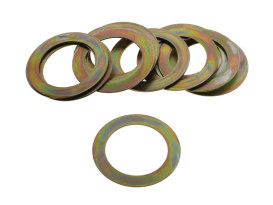 Valve Spring Shims - 0.022in. Thick. Fits Twin Cam 2005-2017.