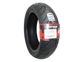 Avon Cobra Chrome 17in. Rear Tyre. 200/55-R17 AV92.