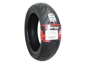 Avon Cobra Chrome 17in. Rear Tyre. 200/55-R17 AV92.