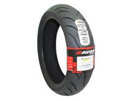 Avon Cobra Chrome 18in. Rear Tyre. 180/55-VB18 AV92.