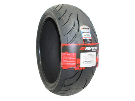 Avon Cobra Chrome 18in. Rear Tyre. 240/40-R18 AV92.