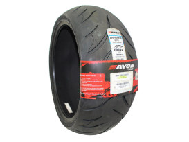 Avon Cobra Chrome 18in. Rear Tyre. 250/40-R18 AV92.