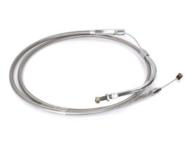 69-5/16in. Clutch Cable - Stainless. Fits Victory Crusier 2008-2017.
