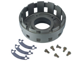 Heavy Duty Clutch Basket. Fits 6Spd Twin Cam 2006-2017.