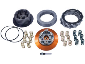 Scorpion Lock-Up Clutch with Low Profile. Fits Big Twin 2011up.