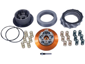 Scorpion Lock-Up Clutch with Low Profile. Fits Big Twin 1998-2006.