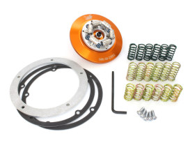 Lock-Up Pressure Plate Kit. Fits 5Spd Big Twin 1998-2006, Using Scorpion Clutch!