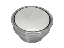 Weld-In Pop-Up Style Fuel Cap. Fits Custom Application.