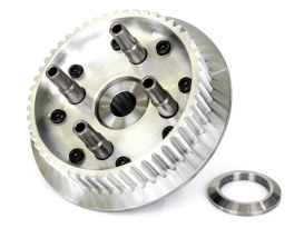 Clutch Hub. Fits Big Twin 1984-1989 with H-D 4-Bolt Clutch.