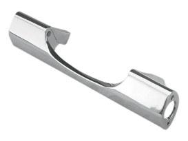 Rear Short Turn Signal Bar - Chrome. Fits FL & FLST.