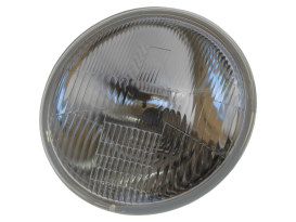 7in. Headlight Lens with H4 Bulb.