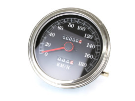 5in. KPH 1989-1995 Style Speedometer. Fits Fat Bob Dash.