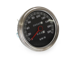 5in. KPH Speedometer. Fits Softail 1991-1995.