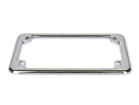 Number Plate Frame - Chrome.